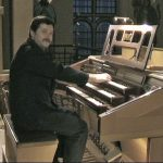 Laszlo ved orglet 1