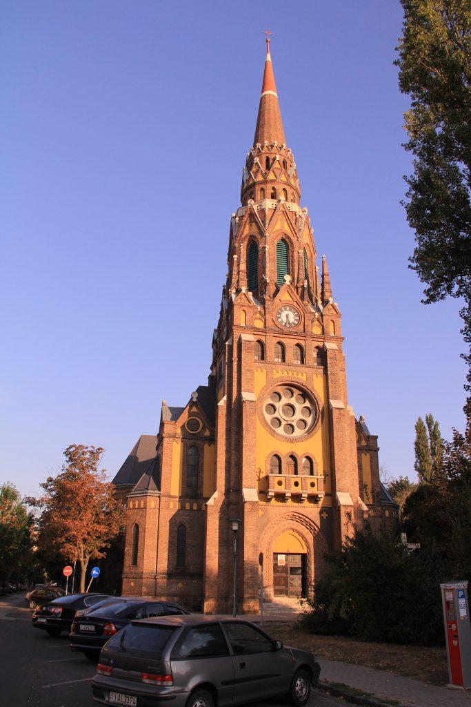 Szent László-templom, Budapest, Béke tér